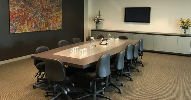12 Person Boardroom in Heidelberg Heights