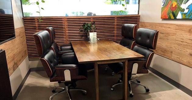 The Den Meeting Room in Melbourne CBD - 4 Pax