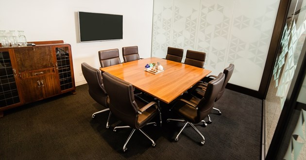 8 Person Meeting Room in Melbourne CBD - The Cube