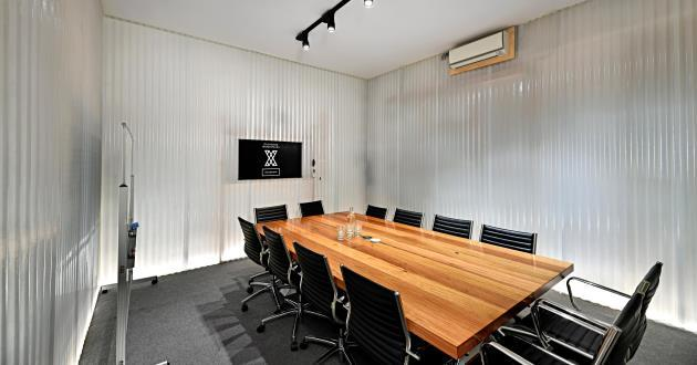 Dunlop -  Meeting Space for 12