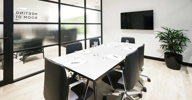 6 Seater Meeting Room - Collins Street