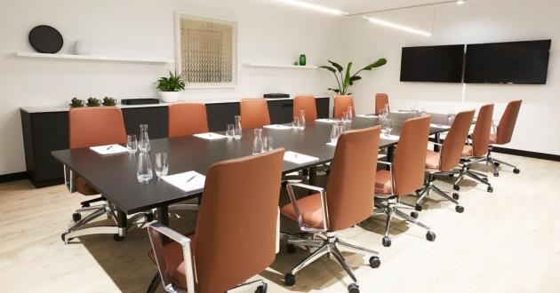18 Seater Boardroom - Collins Street