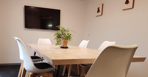 8 Person Boardroom in Preston