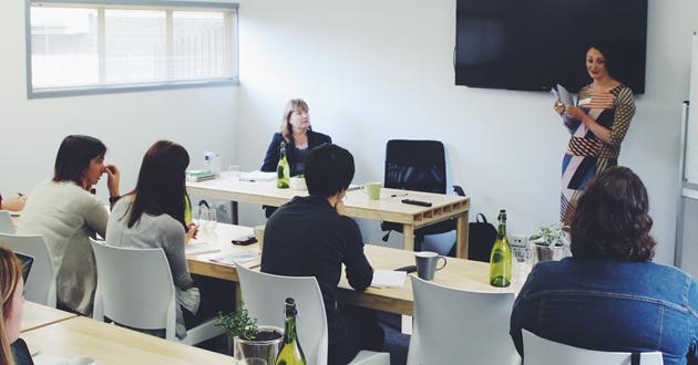 15 Person Training Room in Preston