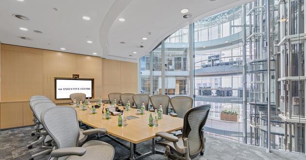 12 Person Boardroom in Sydney CBD