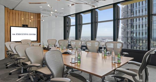 12 Person Boardroom in Barangaroo