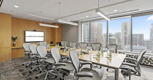 12 Person Meeting Room in Sydney CBD