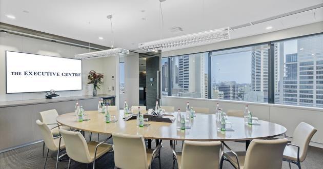10 Person Boardroom in Sydney
