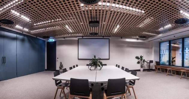 The Studio Meeting Room for 10 Guests