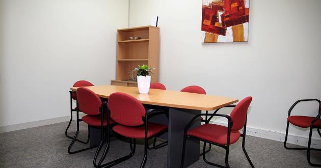 6 Person Meeting Room in Caulfield