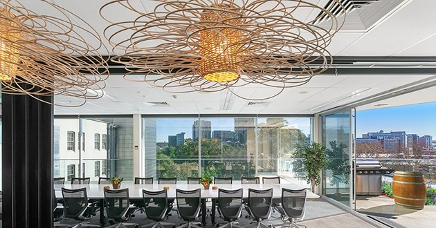 22 Person Conference Room in Surry Hills