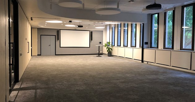 120 Person Event & Training Space in Wynyard