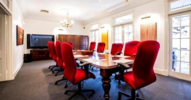12 Seater Boardroom in the Valley
