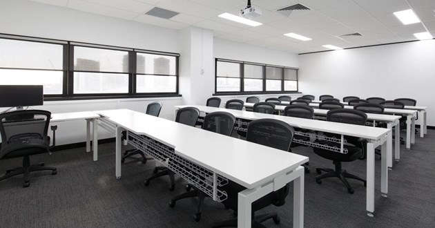 24 Person Training Room in Surry Hills
