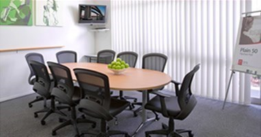 8 Person Meeting Room in Kangaroo Point