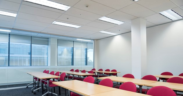 25-30 Person Training room in Rhodes