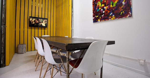 Contemporary Meeting Room for 10 at Ireland Street