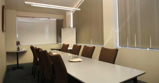 Professional 10 Person Boardroom at Greenwich
