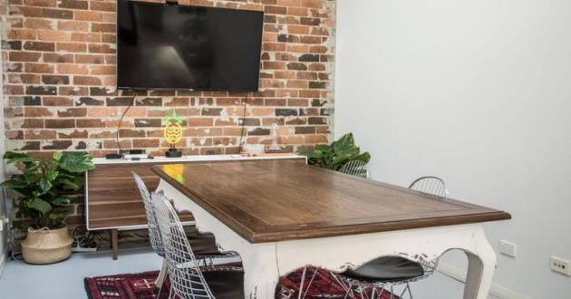 Creative Meeting Room for 6 People in Marickville