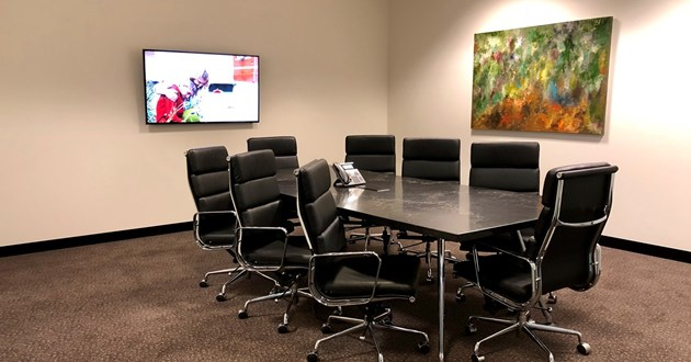 Tayler - Contemporary Meeting Room for 8 Guests