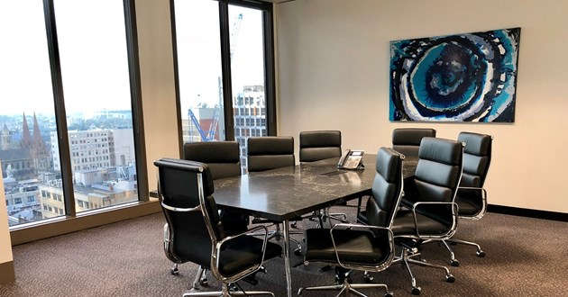 Dunn - Contemporary Meeting Room for 8 Guests
