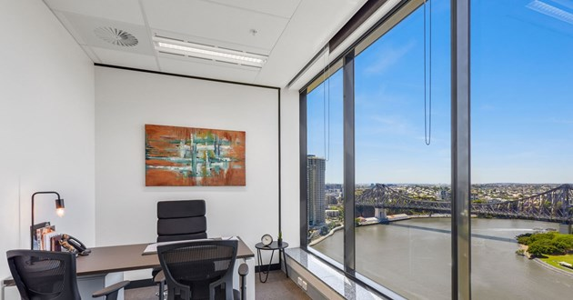 Day Suite for 3 at Eagle Street