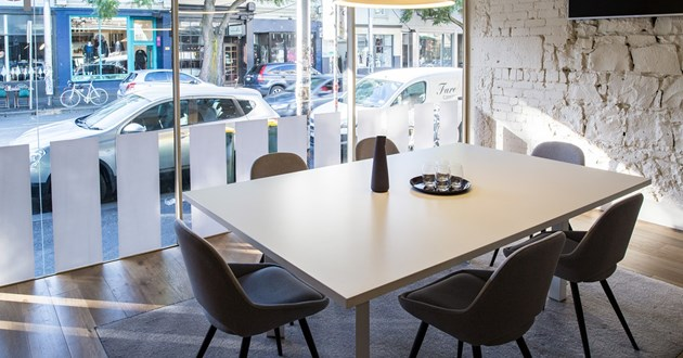 6 Person Meeting Room at Gertrude St