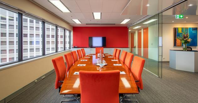 12 Seater Boardroom Space