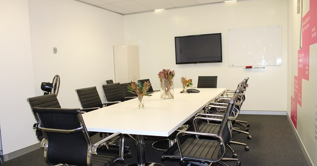 12 Person Meeting Room in CBD