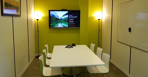 Professional Meeting Space for 6 People in Cremorne/Richmond (Tarkine Room)