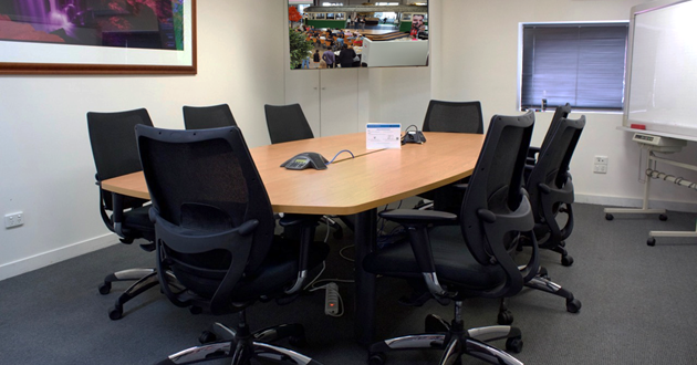 Client Presentation Space for 8-Person in Cremorne/Richmond (Flinders Room)