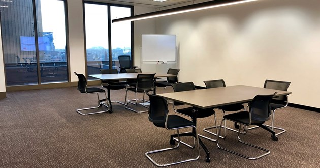 Vault 2 - Training Room for 20 at Collins Street