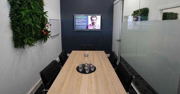 8 Person Boardroom in Bayside Melbourne