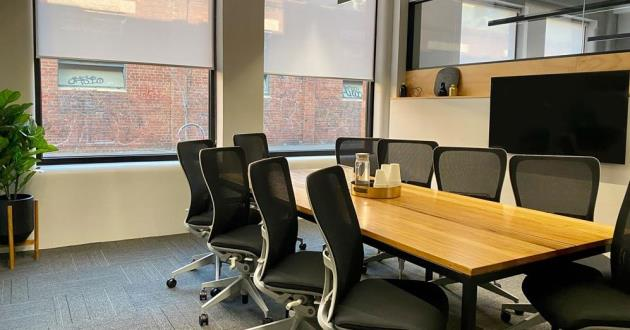 Vienna Meeting Room - 10 Person - Fitzroy