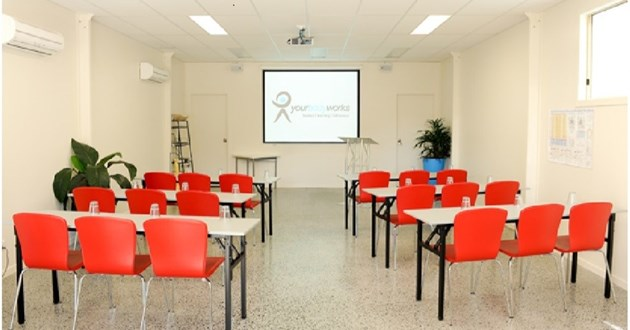 35 Person Workshop, Conference & Training Space