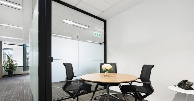 Little Bourke   3 Person Meeting Room