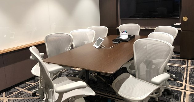 Professional 8 Person Meeting Room