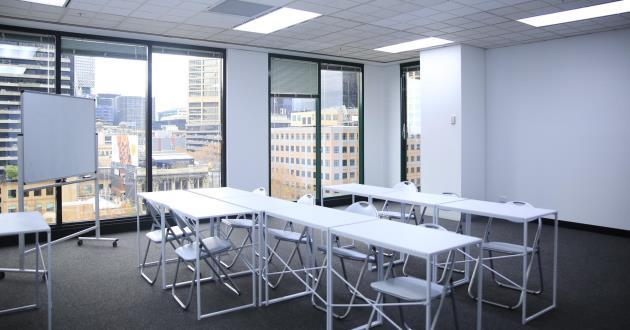 20 person Meeting Space in Melbourne/ Room Saturn