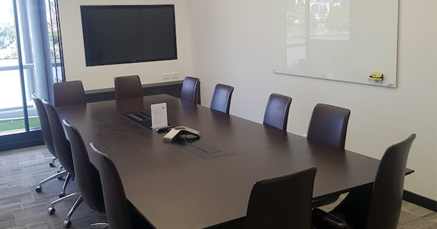 12 Person Meeting Room