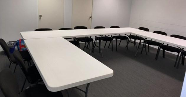 Training Room Excluisve Use
