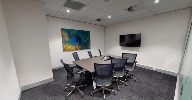 Hydra - 7 Person Meeting Room