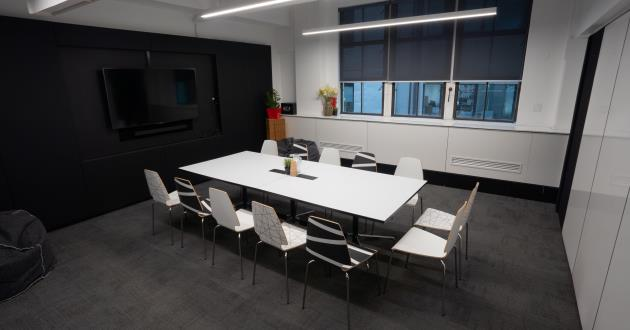 The Bunker   12 Person Meeting Space in Wynyard