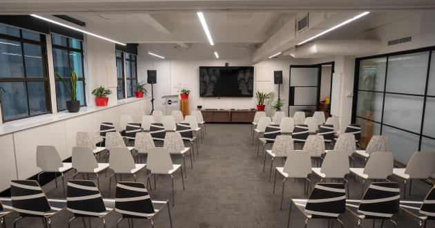 The Vault   25 Person Boardroom Space in Wynyard (V)