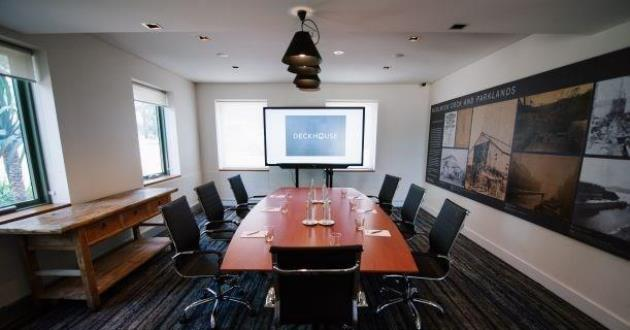 10 Person Boardroom in Woolwich