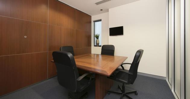 4 Person Meeting Room near Brisbane Airport (Downstairs)