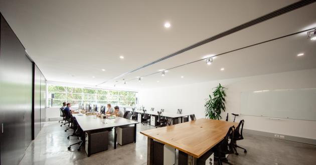 Light-Filled Creative Hot Desk in Darlinghurst