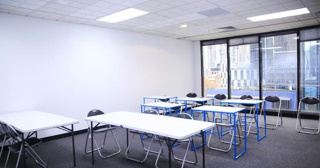 20 person Meeting Space in Melbourne/ Room Neptune