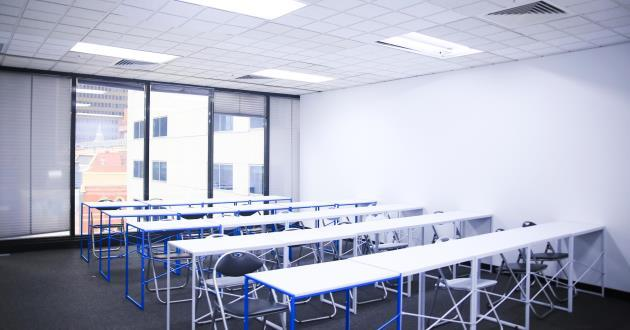 20 person Meeting Space in Melbourne/ Room Pluto