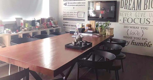 8 Person Creative Space in Camperdown