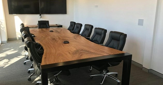 12 Person Board Room in Wyong
